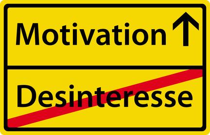 Desinteresse wird zu Motivation - NLP